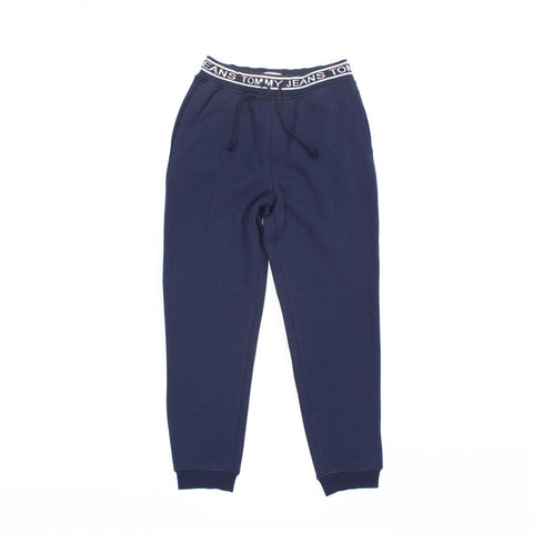 Tommy Jeans Logo Sweat Pant Navy