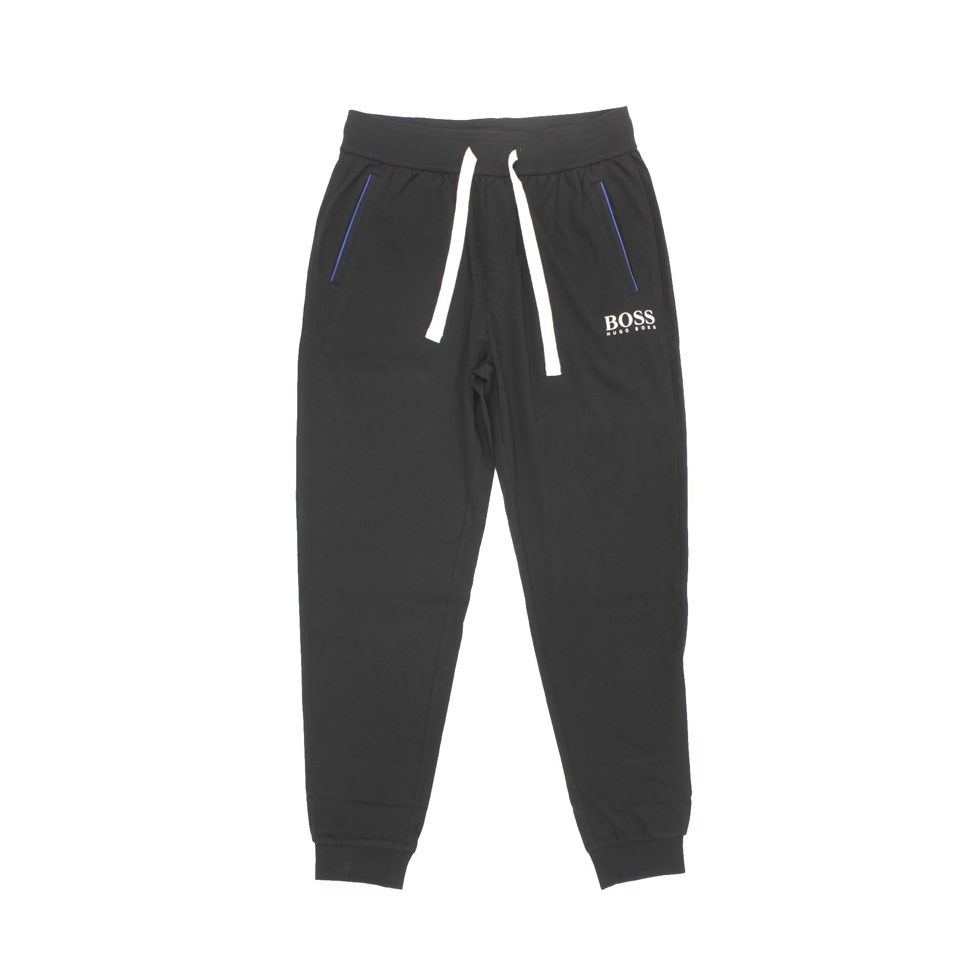 Boss By Hugo Boss Authentic Track Pant Black