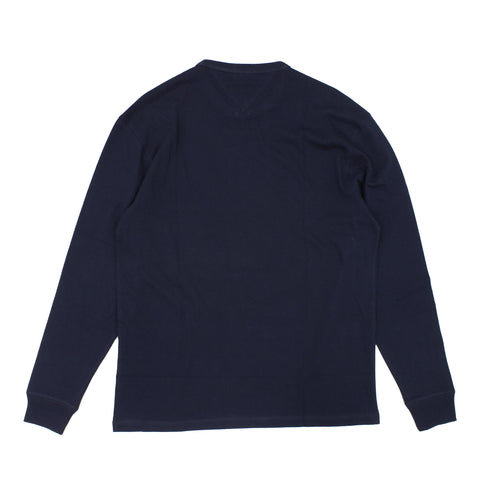Tommy Jeans Essential Long Sleeve T-Shirt Navy