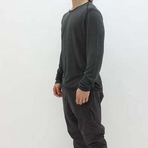 Transit Knitted Sweat Grey - Pilot Netclothing