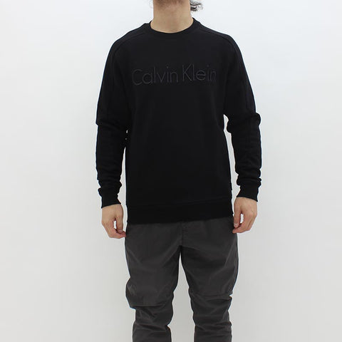 Calvin Klein Classic Sweat Black - Pilot Netclothing