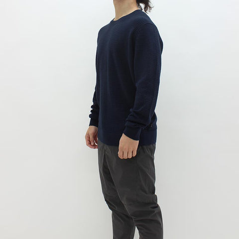 Calvin Klein Knitted Sweat Navy - Pilot Netclothing