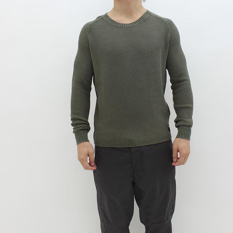 Replay Waffle Knit Green - Pilot Netclothing