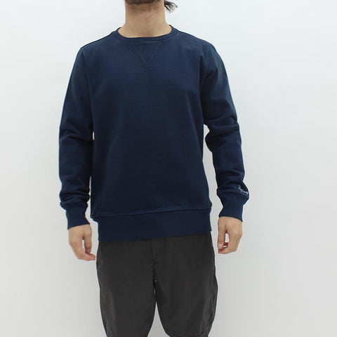 Replay Crew Neck Sweat Navy - Pilot Netclothing