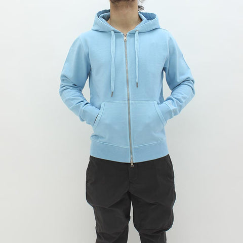 Replay Zip Through Hoody Blue - Pilot Netclothing