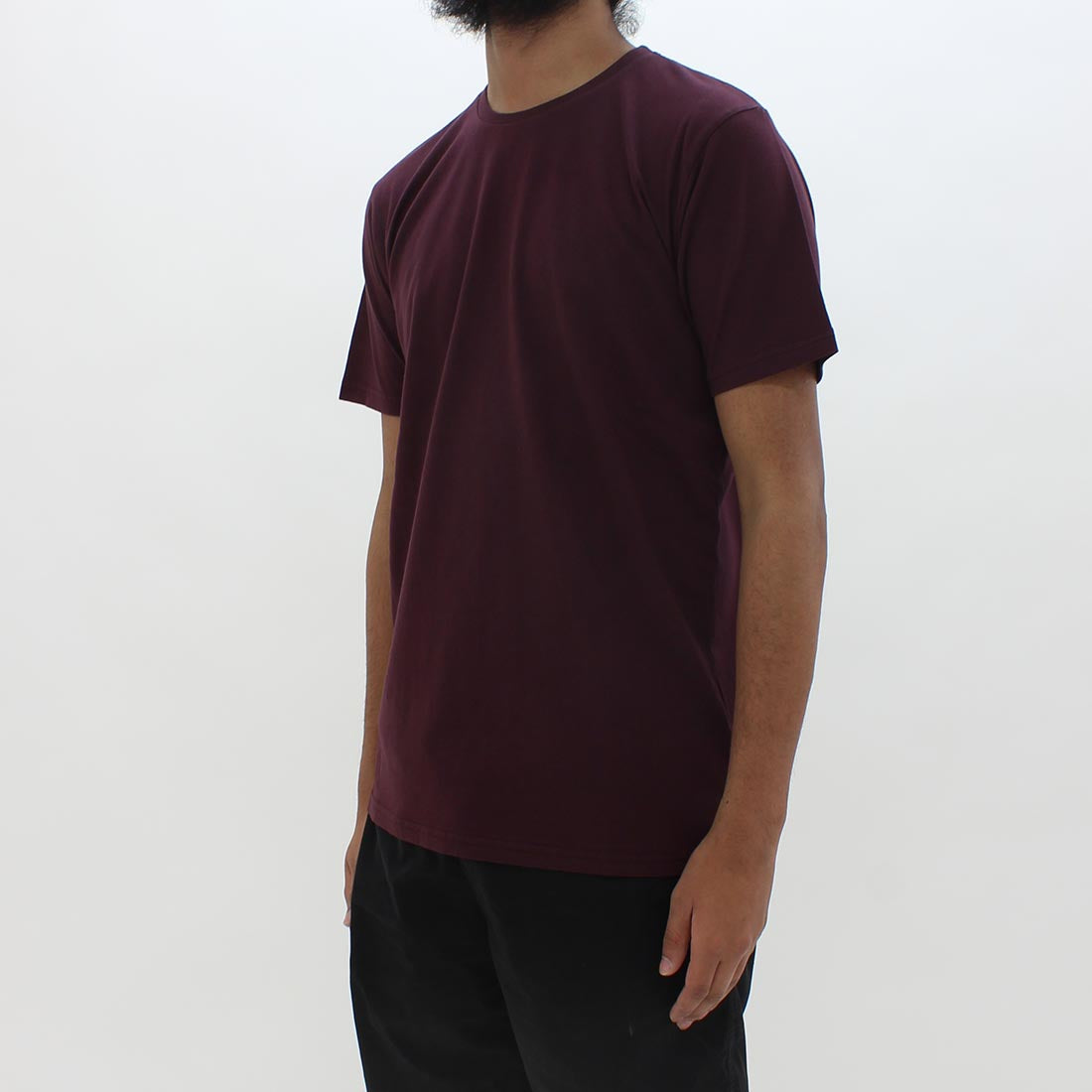 Colorful Standard Classic Organic T-Shirt Burgundy