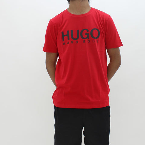 Boss By Hugo Boss Dolive T-Shirt Red - Pilot Netclothing