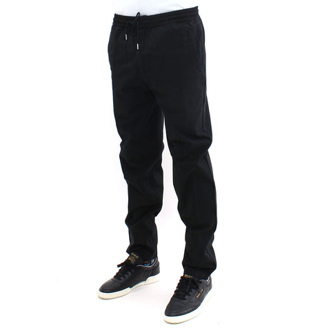 Folk Drawcord Trousers Black - Pilot Netclothing