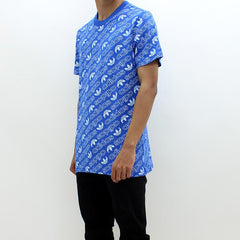 Adidas Originals AoP Tee Blue
