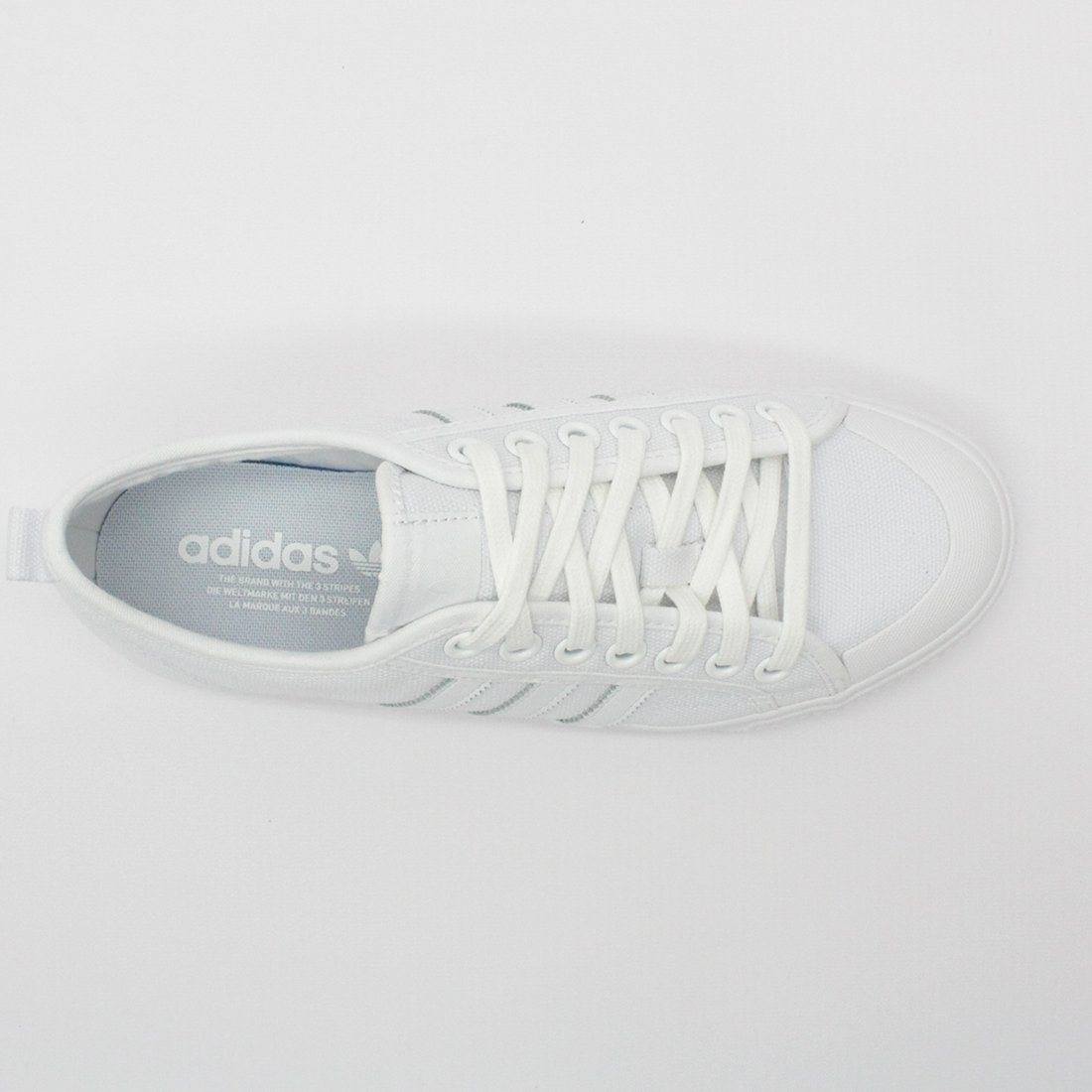 Adidas Originals Nizza White BZ0496