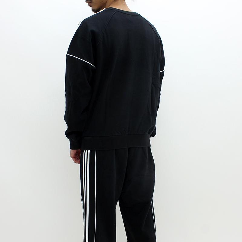 Adidas Originals Pipe Crew Sweat Black