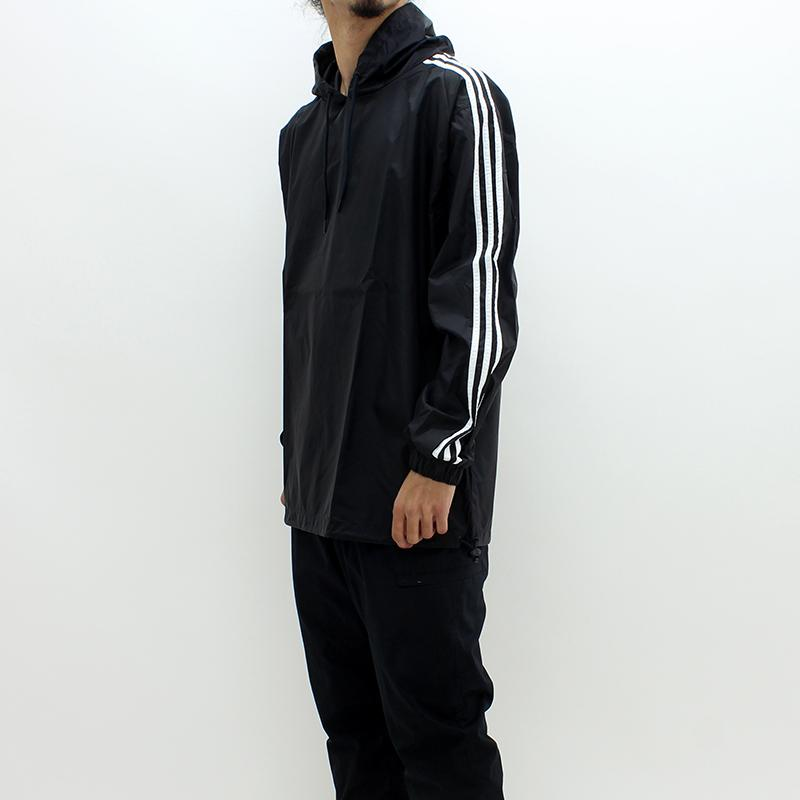 Adidas Originals Pullover Poncho WB Jacket Black