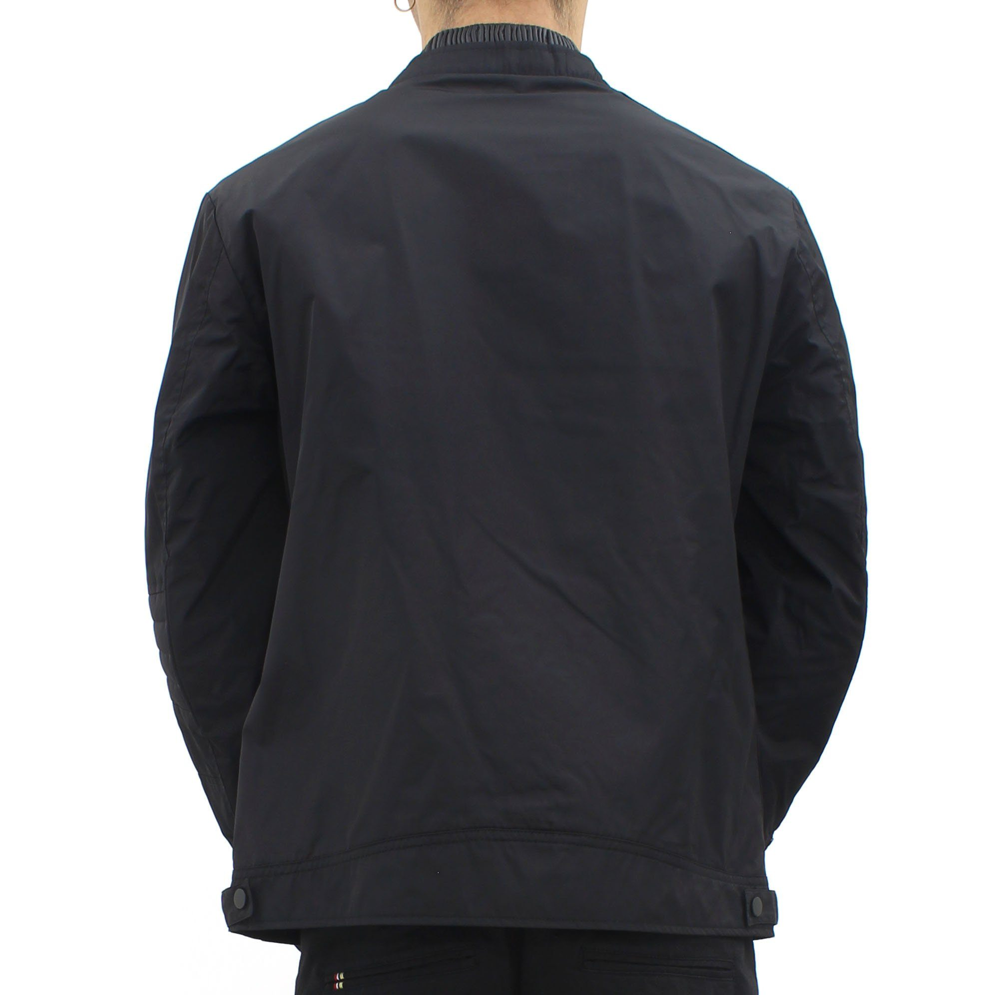 Antony Morato Nylon Coat Black