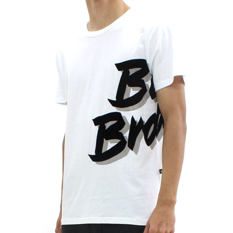 Mens - Blood Brother AD Tee White