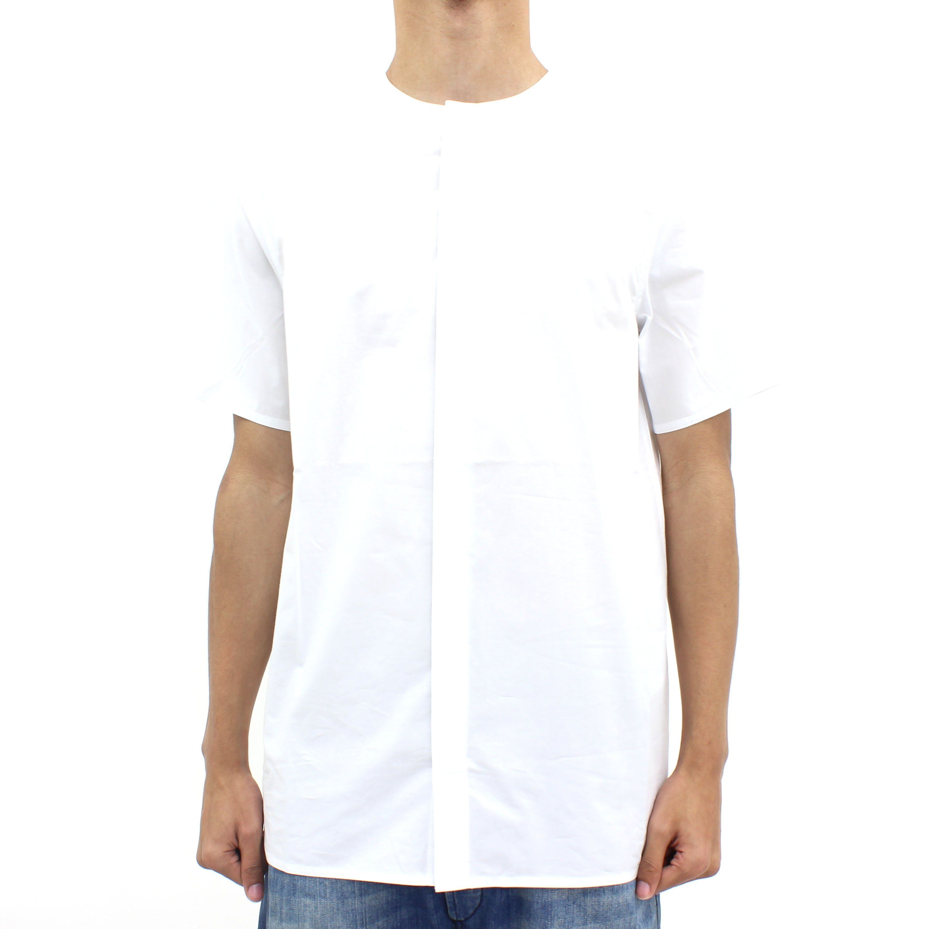 Blood Brother Auto Shirt White
