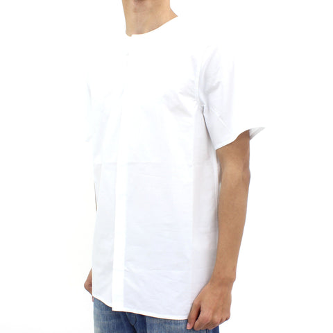 Mens - Blood Brother Auto Shirt White