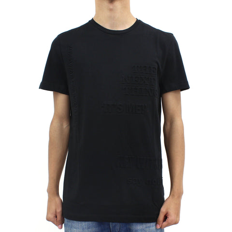 Mens - Blood Brother Basis Tee Black