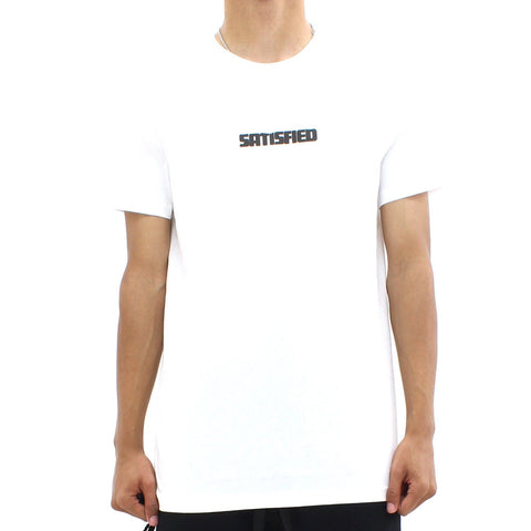 Mens - Blood Brother Co Star Tee White