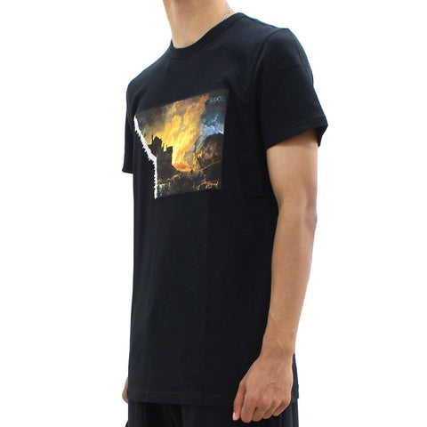Mens - Blood Brother Coalbrookedale Tee Black