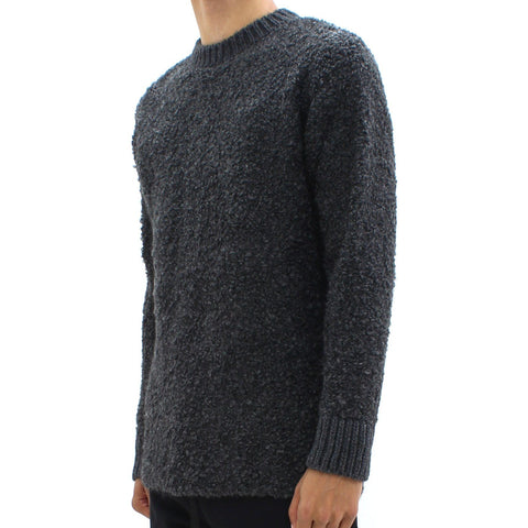 Mens - Blood Brother Founder Knit Sweatshirt Black