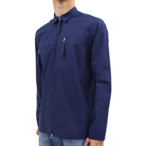 Mens - Blood Brother Kano Shirt Navy