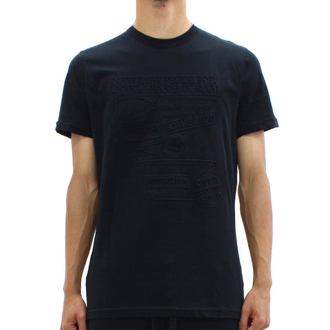 Mens - Blood Brother Low Price Tee Black