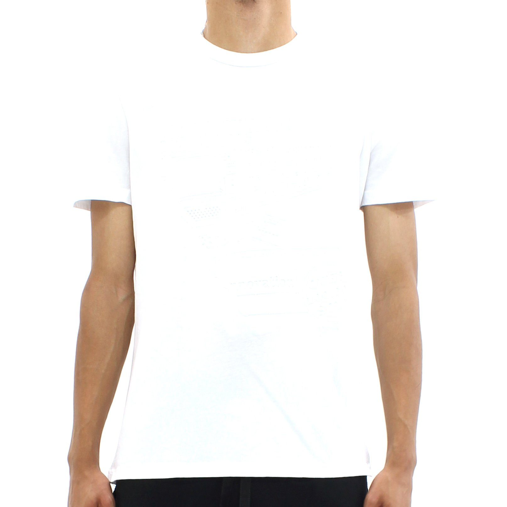 Blood Brother Low Price Tee White