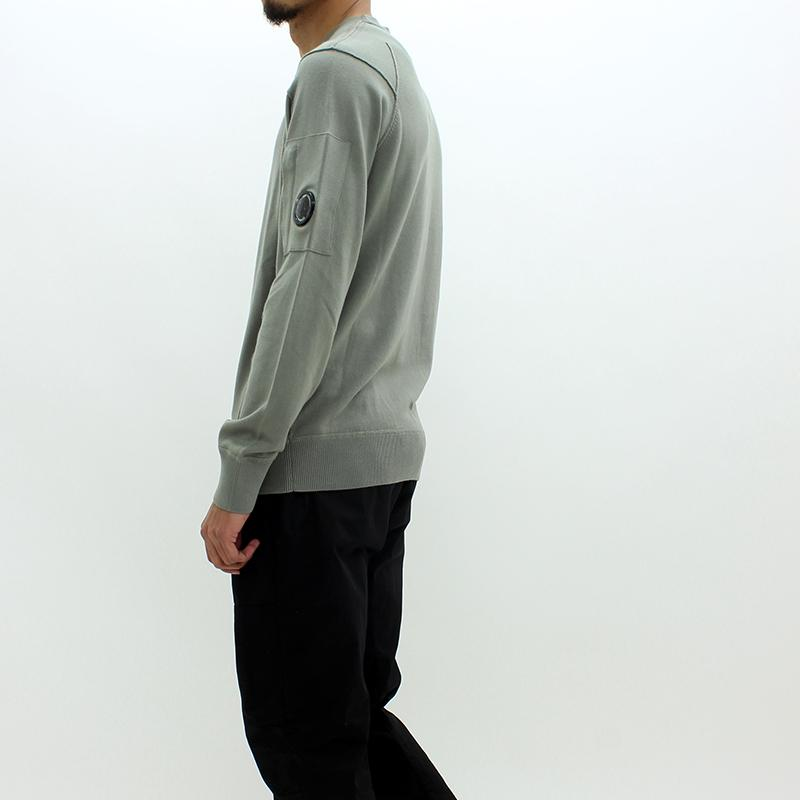CP Company Knitted Jumper Grey