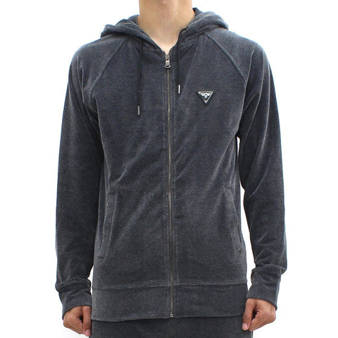 Mens - Creative Recreation Matteson Hooded Sweat Grey