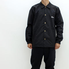 Dark Circle Resist Coach Jacket Black