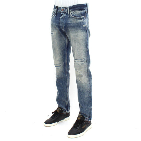 Mens - Denham Razor Washed Jeans Denim