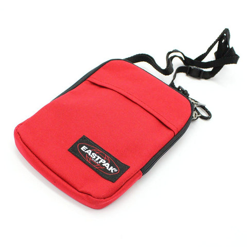Mens - Eastpak Buddy Mini Bag Red