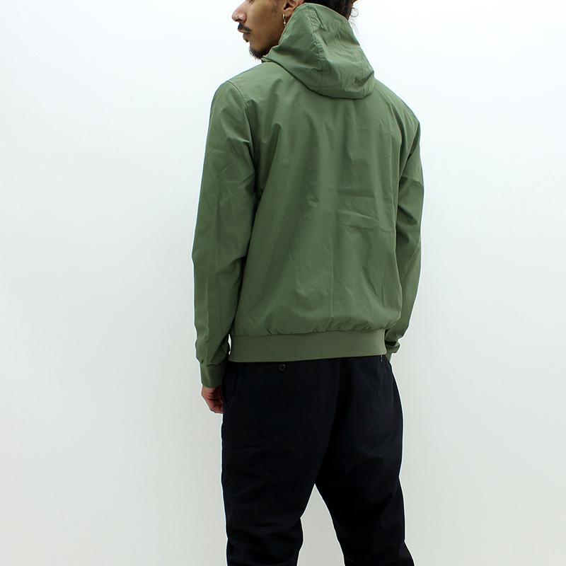 Fred Perry Brentham Jacket Green