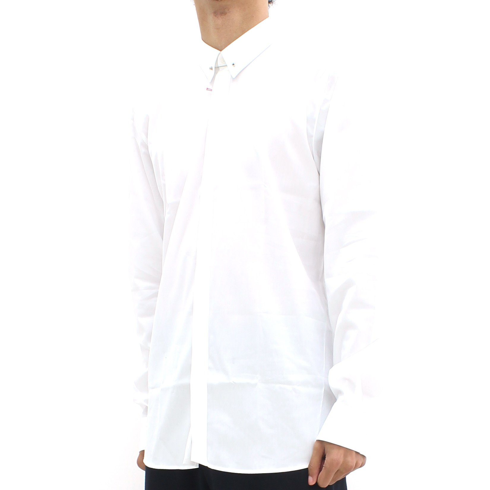 Hugo By Hugo Boss Enzel Bar Shirt White
