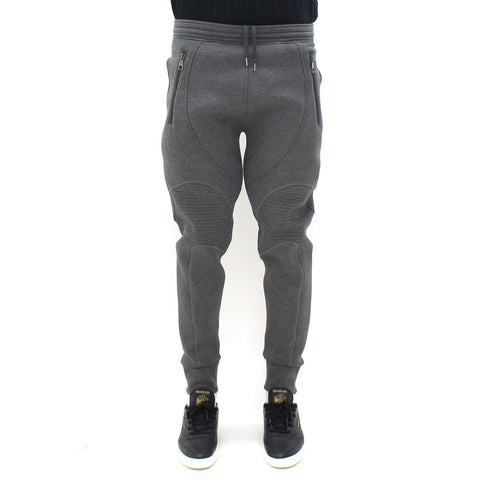 Mens - Neil Barrett Ergodynamic Biker Sweat Pants Grey