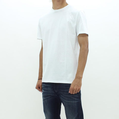 Mens - Neil Barrett Hashtag Seasonal Tee White