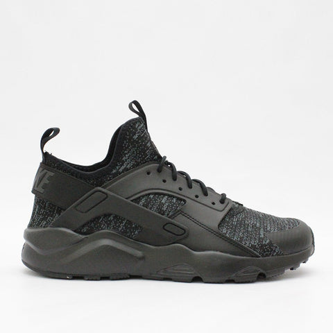Mens - Nike Air Huarache Run Ultra SE Black 875841 006