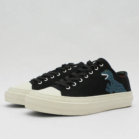 Mens - Paul Smith Shoes Kirk Dino Low Black
