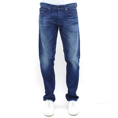 Replay Grover Blue Wash Jean Denim