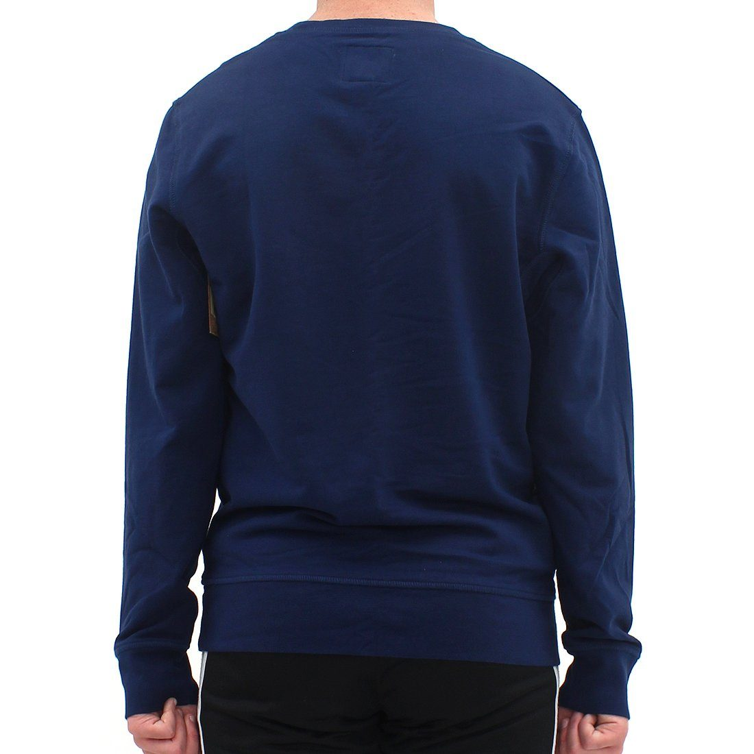 True Religion Crafted With Pride Sweat Navy