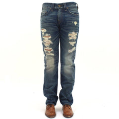 True Religion Geno No Flap Jeans Denim