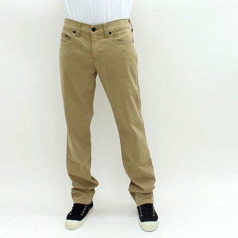 Mens - True Religion Geno SE Chino Beige