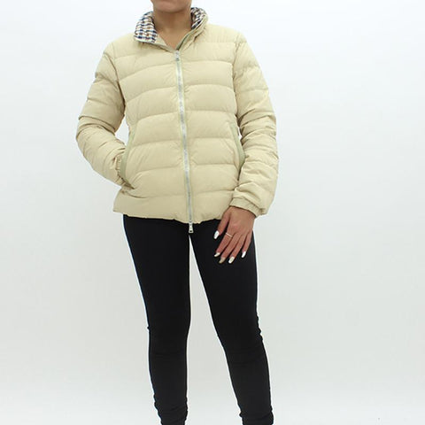 Womens - Aquascutum Cavendish Puffa Jacket Tan