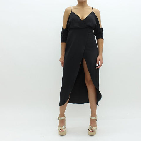 Womens - Forever Unique Vallerie Dress Black