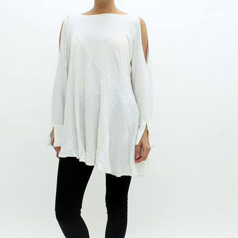 Womens - Free People Clear Skies Tunic White