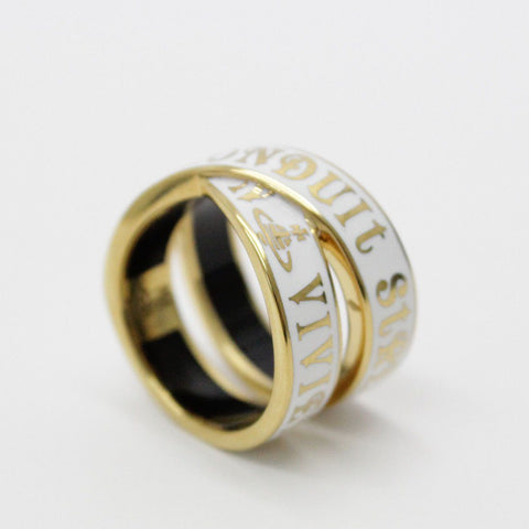 Womens - Vivienne Westwood Marble Arch Ring Gold