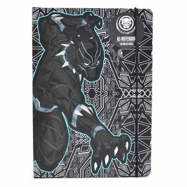 Marvel Black Panther Notebook