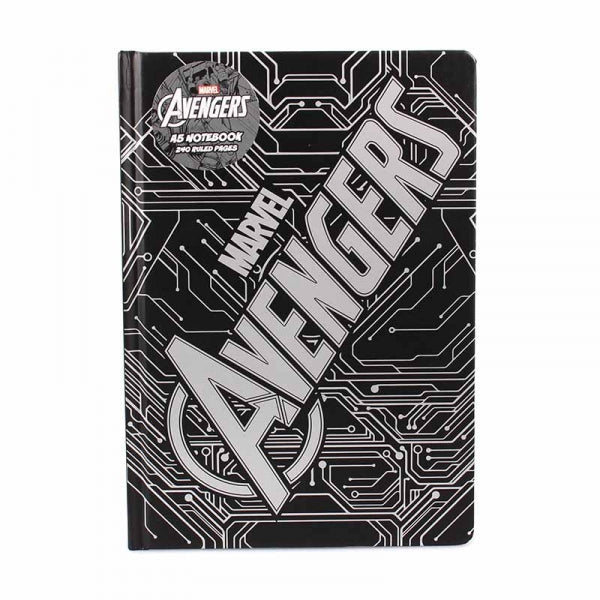 Marvel Avengers Notebook