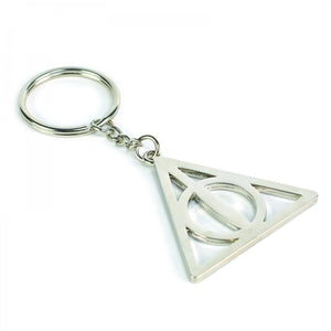 Harry Potter Keyring (Deathly Hallows)