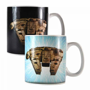 Star Wars Heat Changing Mug (Falcon)